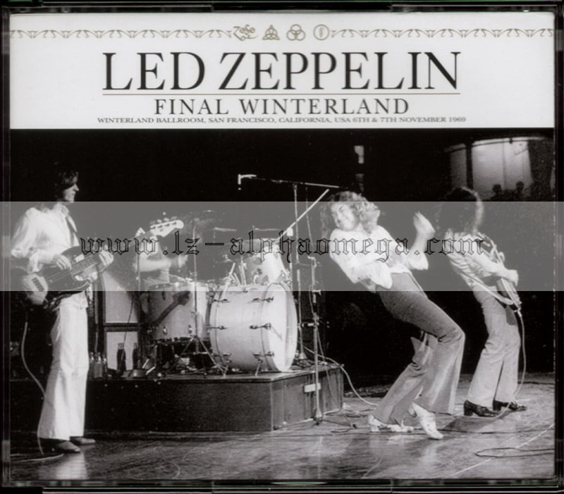 Led Zeppelin Live - Final Winterland