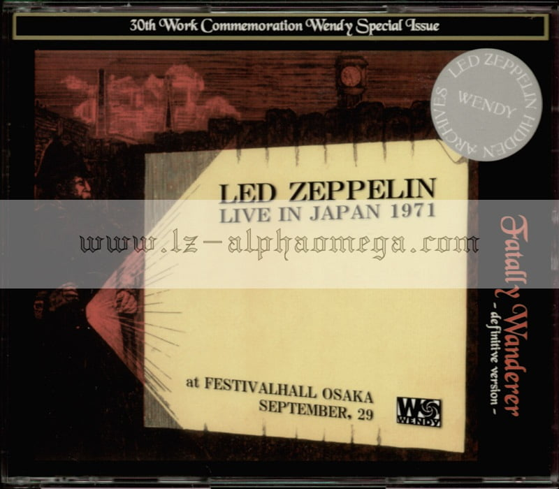 Led Zeppelin Live - Fatally Wanderer Definitive Version