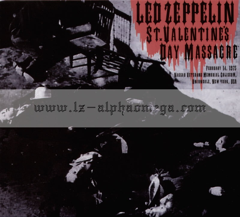 Led Zeppelin Live - St.Valentine's Day Massacre