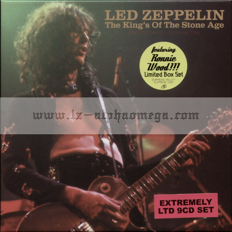 Led Zeppelin Live - The King's Of The Stone Age