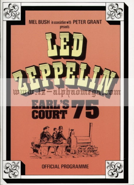 Led Zeppelin Live The Complete Earl S Court Arena Tapes